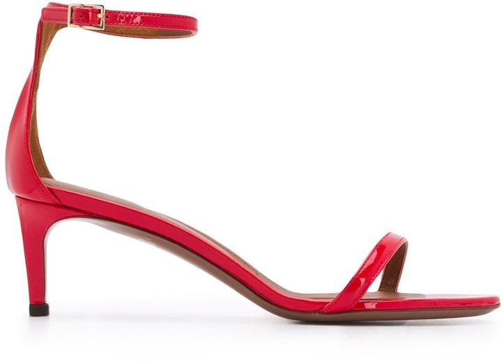 L'Autre Chose strappy design sandals