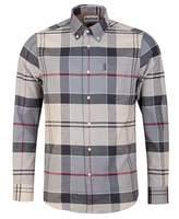 Barbour Tartan 3 Tailored Fit Original Shirt Colour: Dress, Size: SMAL