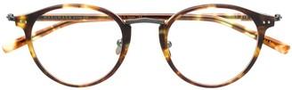 Masunaga Round Frame Glasses