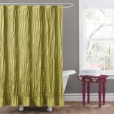 Bed Bath & Beyond Emily Shower Curtain in Green