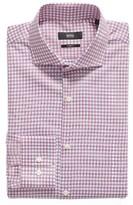 BOSS Men's Sharp Fit Check Dress Shirt