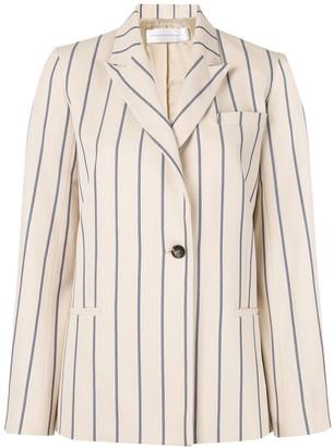 Victoria Victoria Beckham Striped Jacket