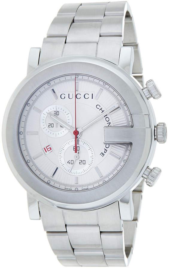 Gucci Men's 101 G-Round Watch