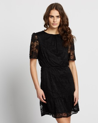 Dorothy Perkins Lace Smock Dress