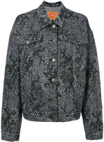 Marc Jacobs embellished denim jacket - women - Cotton - XS