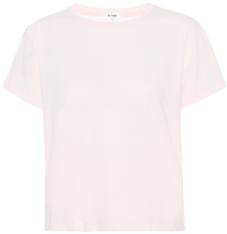 RE/DONE Modern Classic cotton T-shirt