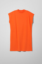 Weekday Prime Dress - Orange
