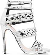 Carvela Garland caged heeled sandals