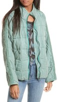 Free People Women's Dolman Quilted Jacket