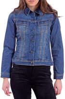 LOLA JEANS Lola Jeans Gabriella Classic Denim Jacket