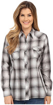 Roper 0302 Grey Tonal Plaid
