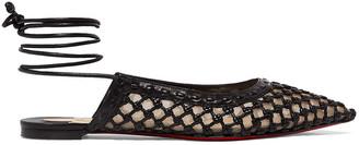 Christian Louboutin Pointed-toe Flats