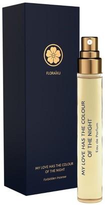 FLORAIKU My Love Has the Colour of the Night Eau de Parfum (10ml)