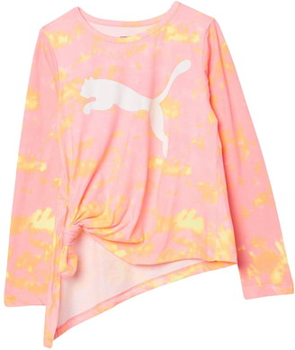 Puma No.1 Logo Pack Ls Fashion Top