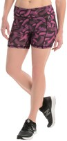 "Head Tachisme Compression Shorts - 5"" (For Women)"