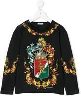 Dolce & Gabbana printed top