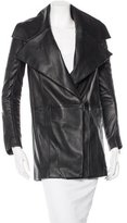Thomas Wylde Leather Coat