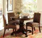 Pottery Barn Tivoli Fixed Pedestal Dining Table