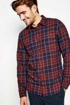 Jack Wills Percy Mw Flannel Check Overshirt