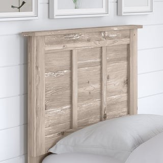 Kathy Ireland Home River Brook Twin Headboard from kathy ireland? Home by Bush Furniture
