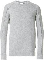Dondup exposed seam detail jumper - men - Cotton/Polyester/Viscose/Wool - M