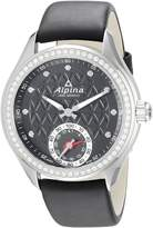 Alpina Women's AL-285BTD3CD6 Horological Smart Analog Display Swiss Quartz Watch