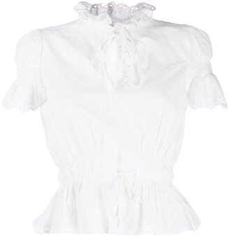 By Ti Mo Sunday Morning blouse