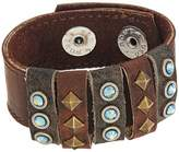 Leather Rock Chelsea Bracelet Bracelet
