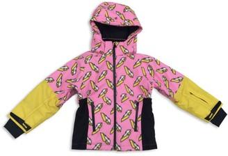 Stella McCartney Kids 3D Lightning Ski Jacket (4-14 Years)