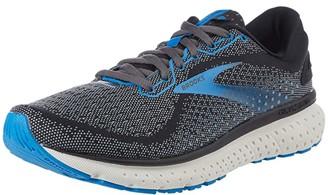 Brooks SINGLE SHOE Glycerin 18 (Black/Ebony/Blue) Men's Shoes