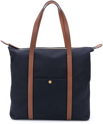 Mismo Top Handles Shopper Tote Bag