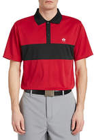 Golf Canada Game Day Contrast Chest Polo