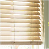 JCP Home Collection Custom 2 Smart Faux-Wood Blind - Sizes