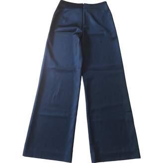 Alain Mikli Black Trousers for Women