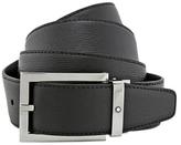Montblanc Rectangular Shiny Belt