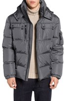 SAM. Commander Down Jacket with Removable Hood