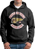 Sarah Men's Hells Angels Motorcycle Club Hoodie XL