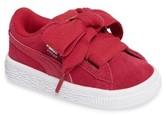 Puma Toddler Girl's Heart Sneaker