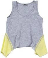 LAmade Kids Kimbra Tank (Toddler/Kid) - Grey/Starling-2T