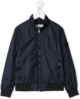 Woolrich Kids zipped jacket
