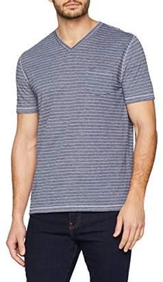 Camel Active Men's V-Neck T-Shirt 1/2 (red 42), L