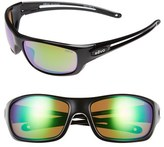 Revo Men's 'Guide S' 63Mm Polarized Sunglasses - Black/ Green Water