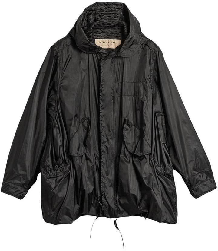 Burberry Showerproof Technical Parka