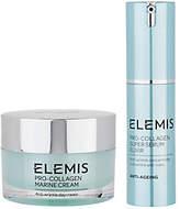 Elemis Pro-Collagen Marine Cream & Super Serum 2-Piece Set