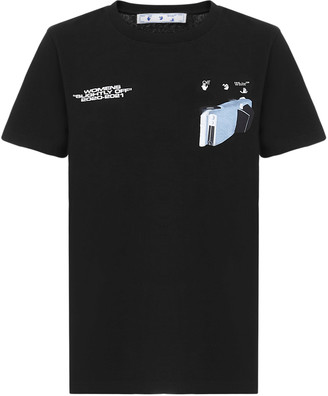 Off-White Cars S/s T-shirt