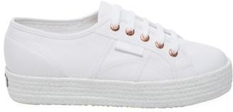 Superga 2730 Cotropew Canvas Espadrille Platform Sneakers