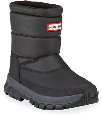 Hunter Original Snow Short Boots