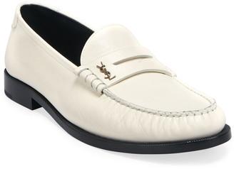 Saint Laurent Monogram Loafers