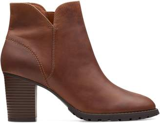 Clarks Collection By Verona Trish Ankle Boots