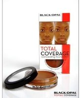 Black Opal Total Coverage Concealer 0.4 Ounce Rich Caramel (11ml)